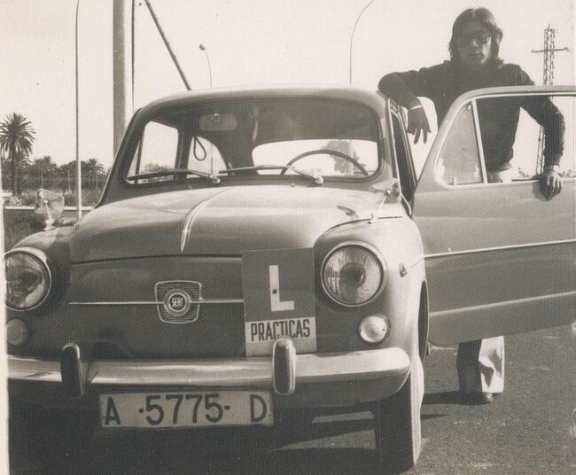 historia-autoescuela-san-francisco-coche
